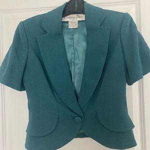 Christian Dior Vintage Jacket - Size 40